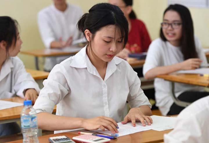Quy định khi vào phòng thi mà thí sinh cần biết tại Kỳ thi tốt nghiệp THPT